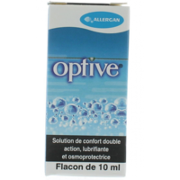 OPTIVE, fl 10 ml à BRETEUIL