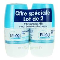 ETIAXIL DEO 48H ROLL-ON LOT 2 à BRETEUIL