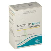 MYCOSTER 10 mg/g, shampooing à BRETEUIL