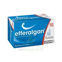 EFFERALGANMED 1 g Cpr eff T/8 à BRETEUIL