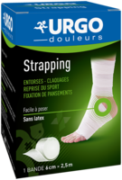 Urgo Strapping 6cm X 2,5m à BRETEUIL